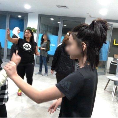 Women's Self-Defense Workshop in Kuwait