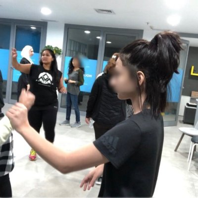 Women's Self-Defense Workshop in Kuwait